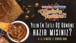 çikolata festivali sirkeci istanbul fiyat adres ve program