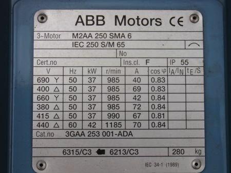 Cara Menghitung Ampere Motor 3 Dan 1 Phase Dengan Rumus Daya