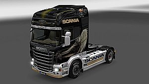 Scania R Angel skin