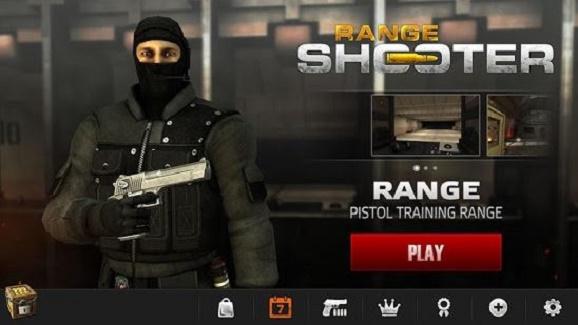 Game terbaru Pilihan Oktober untuk smartphone android, Range Shooter