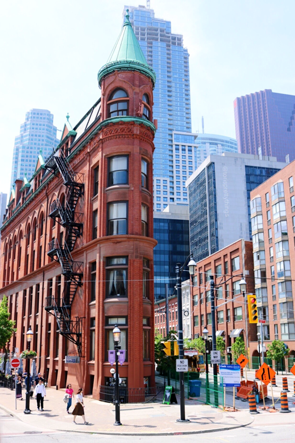 Gooderham Building - Toronto - Tori's Pretty Things Blog