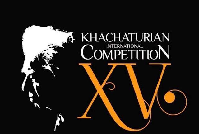 15º Concurso Internacional de Khachaturian