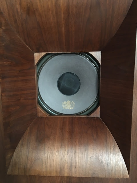 Loa Tannoy Westminter - Made in United Kingdom