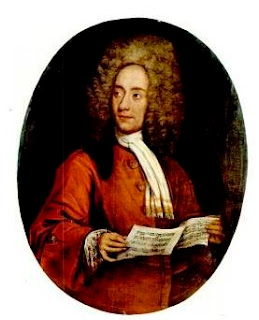 Portrait of Tomaso Albinoni
