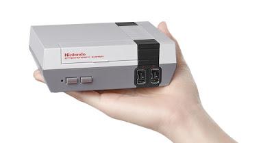 經典美版紅白機復活!任天堂推出迷你版復刻NES灰機