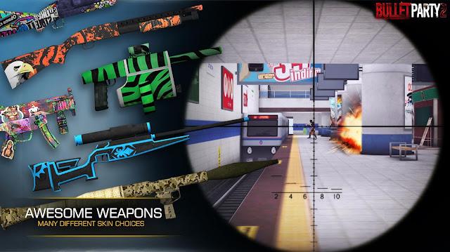 Bullet Party CS 2 - GO STRIKE APK MOD
