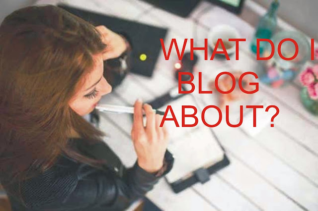 What do I blog About? Choosing a blogging Niche www.nateconnect.com