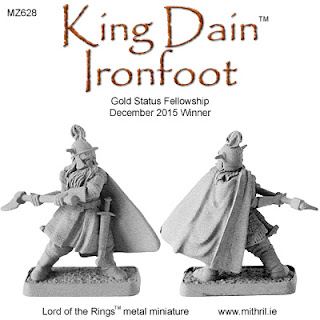 King Dain Ironfoot.