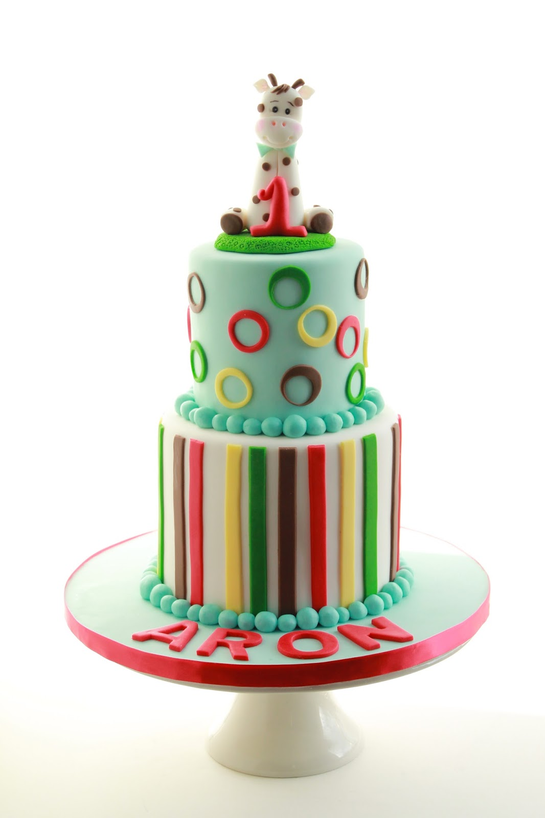 10 Creative 1st Birthday Cake Ideas Sweet Avenue Cakery