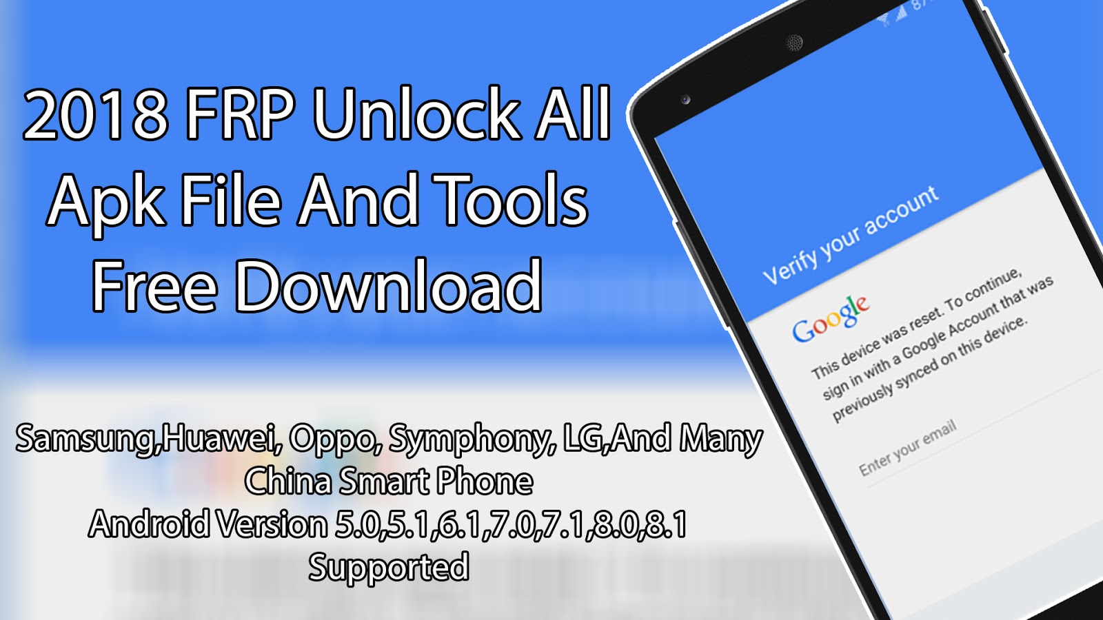 download frp bypass apk for android free