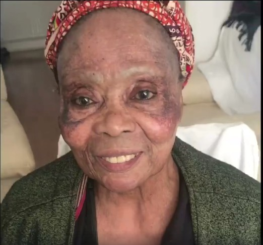 Makeup Transforms 89-Year-Old Grandmother Into A Beauty. See Before & After Photos1