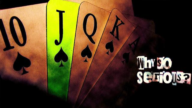 Carasusunan Permainan kartu poker online