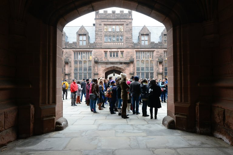 john brown s notes and essays affirmative action policies evolve  image from article caption the campus of princeton university where 9 percent of students are black the school s admission process was the subject
