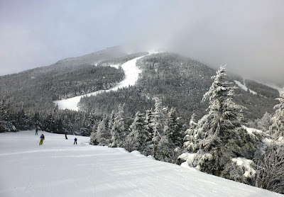 Whiteface, Christmas Eve.  The Saratoga Skier and Hiker, first-hand accounts of adventures in the Adirondacks and beyond, and Gore Mountain ski blog.