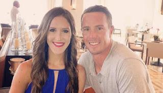 Matt Ryan And His Wife Sarah Marshall