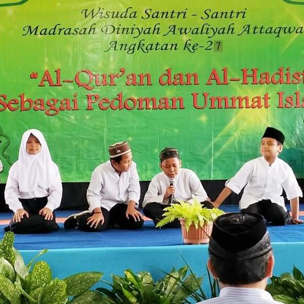 Program Berantas Buta Al-Quran 2019