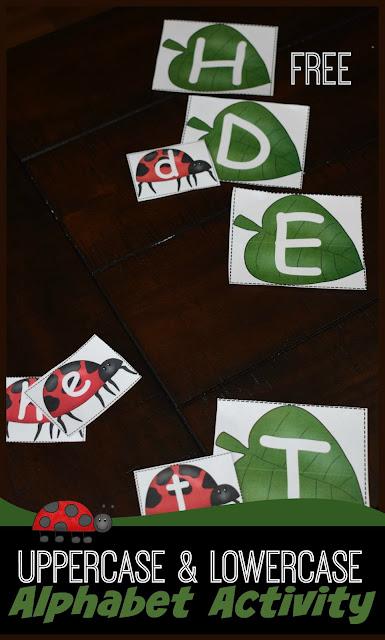 FREE-Ladybug-Alphabet-Letters-Activity