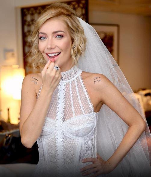 Luiza Possi vestido de noiva