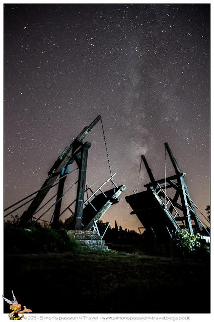 Pont de l'Anglois via lattea