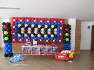 decoracion-cars-fiestas-infantiles-y-recreacionistas-medellin-6
