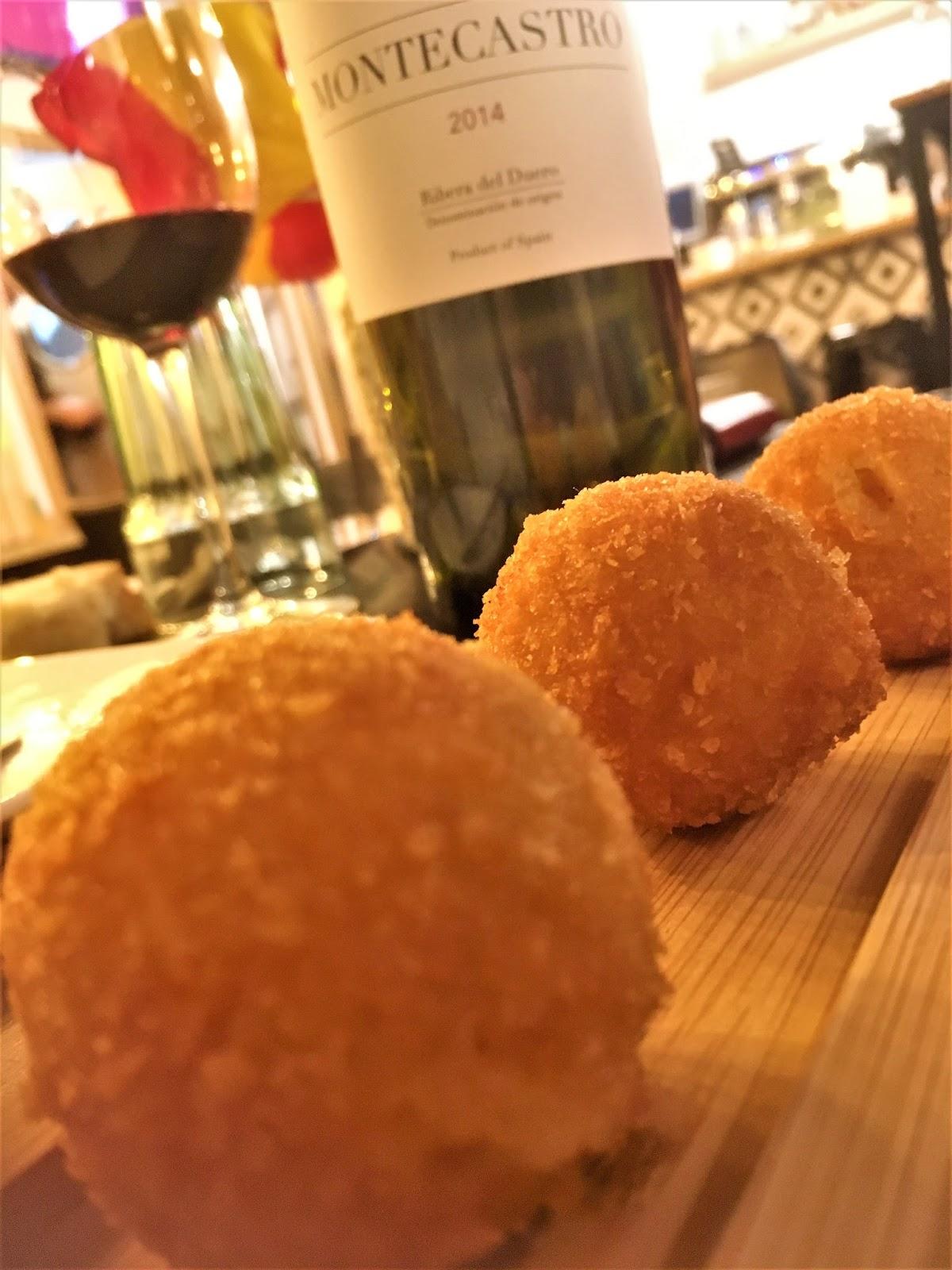 El troblogdita: Dos días bar - Restaurante en Madrid