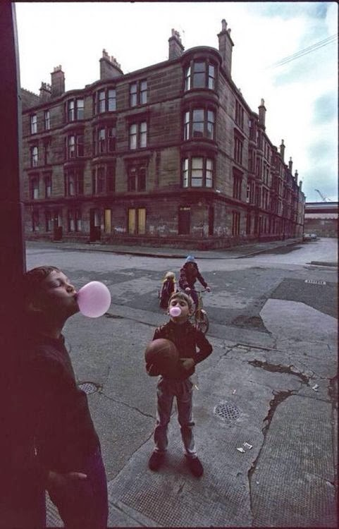 Raymond Depardon, Glasgow, Scotland, 1980