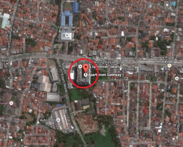 Astaghfirullah!!.... Tanda Kiamat Ini Muncul Di Jakarta Selatan. Segeralah Bertaubat
