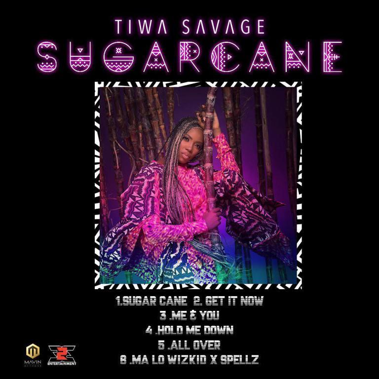Download Music] Tiwa Savage ft Wizkid & Spellz - Ma Lo