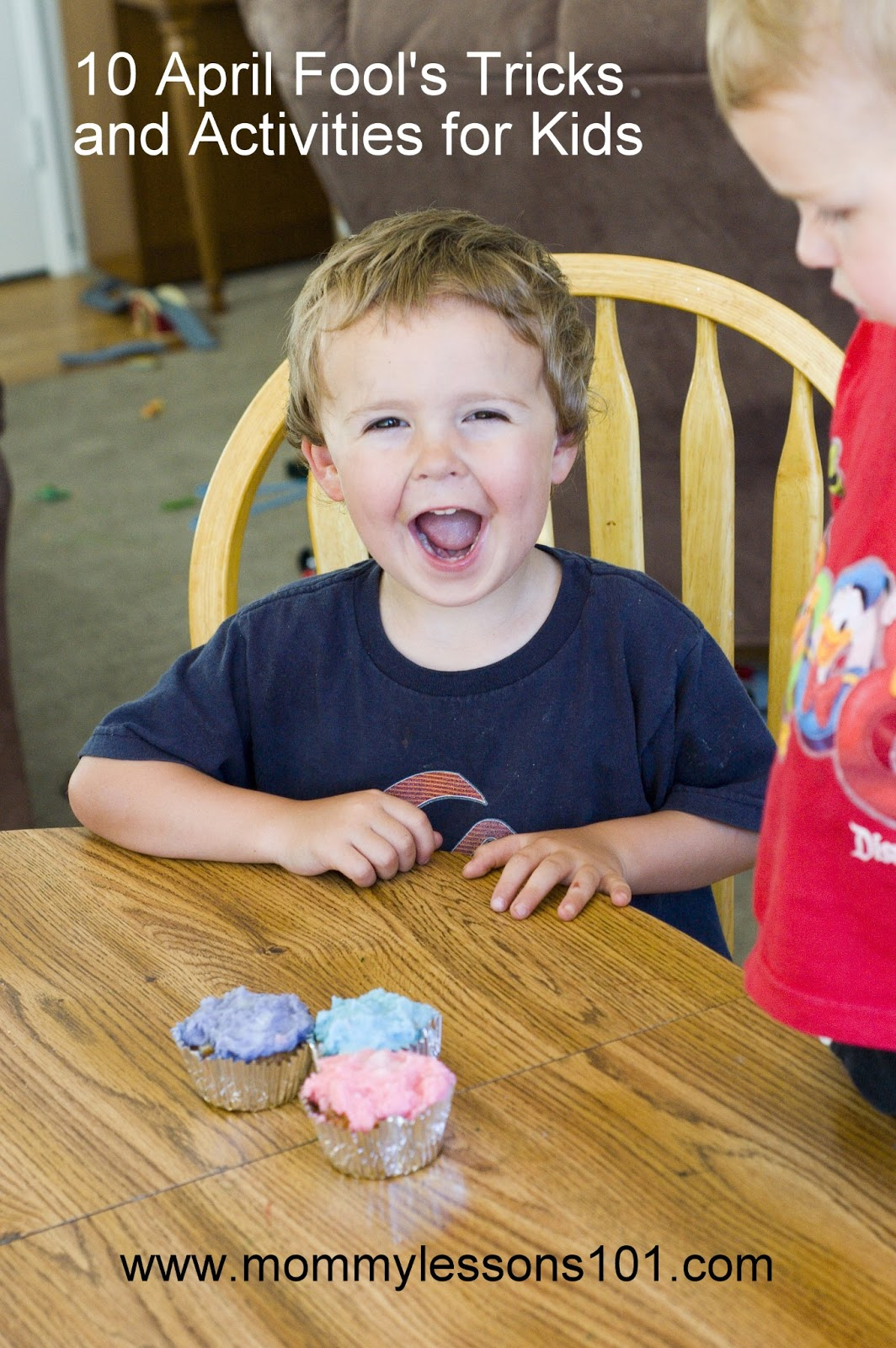 Mommy Lessons 101 10 April Fool S Day Tricks And