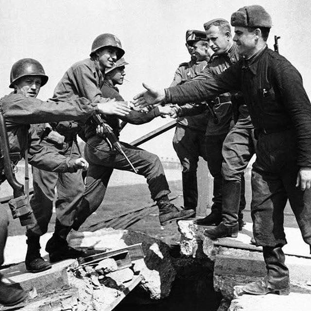 هدنة بدون اوامر خلال الحرب العالمية
