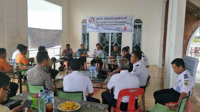 Penyeludupan Narkoba Jalur Laut Meningkat, Bakamla Giatkan Patroli Keamanan Perbatasan
