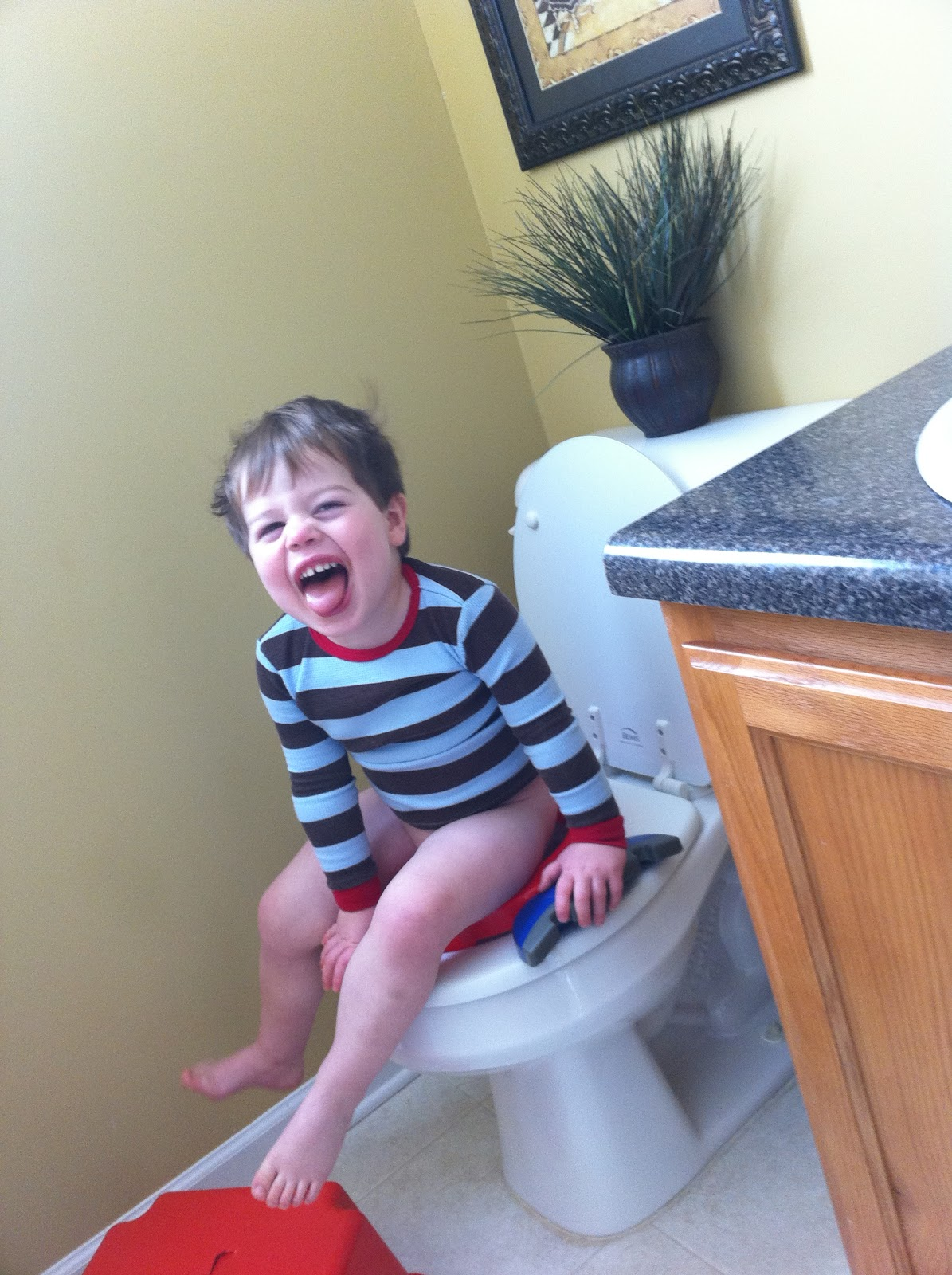 Toilet Anxiety- Should I Stay or Should I Go? | HuffPost Life