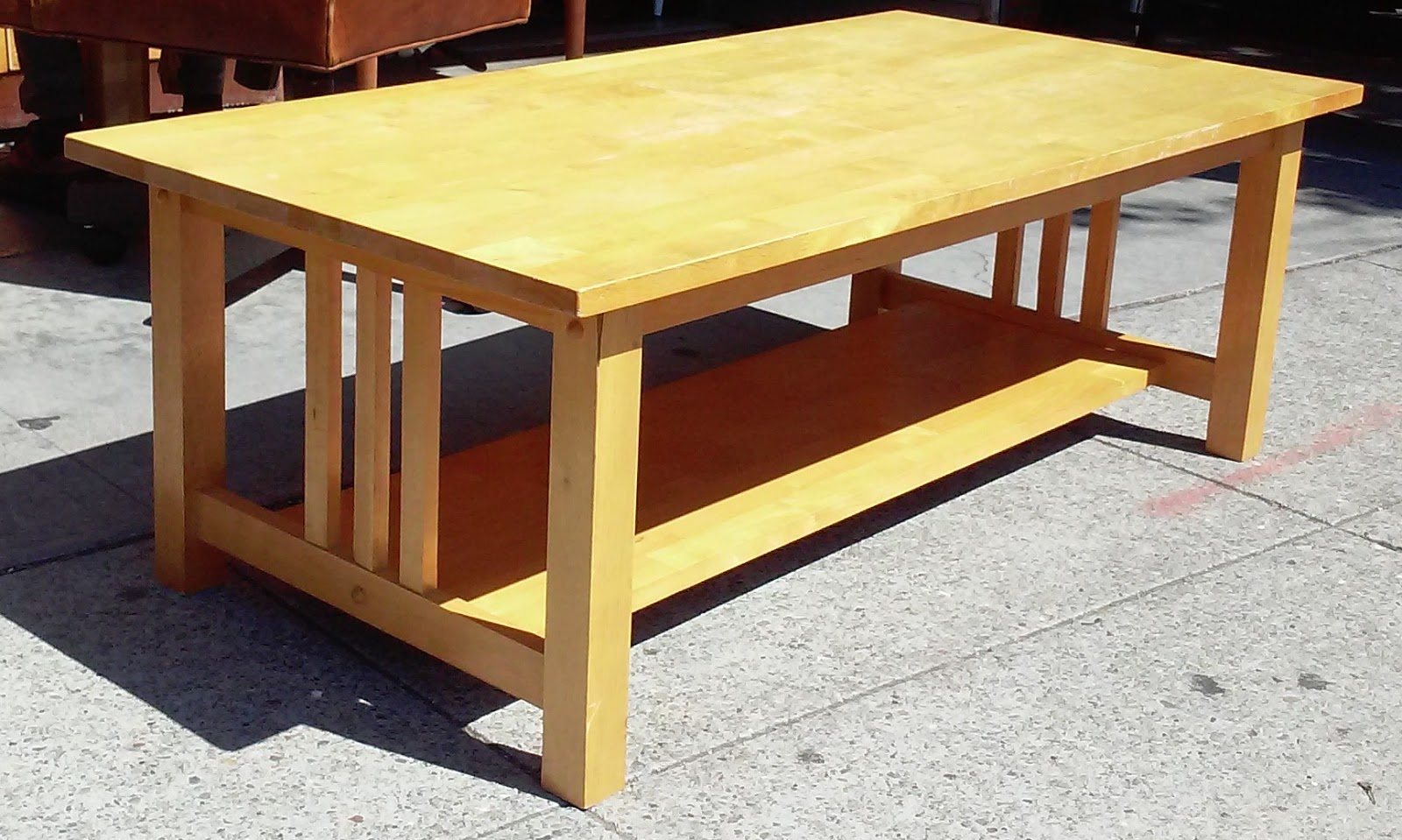Uhuru furniture collectibles sold bargain buy 2324 for Coffee table 60 x 40