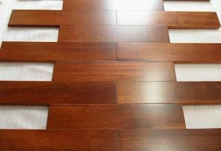 Lantai kayu merbau jogjakarta