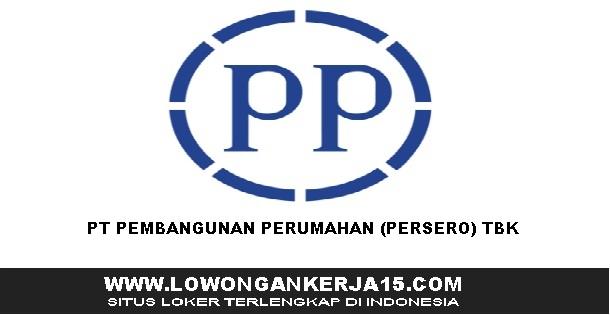 Lowongan Kerja BUMN PT Pembangunan Perumahan (Persero) Tbk