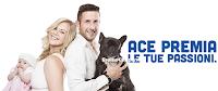 Logo ''Ace igiene per il benessere'': vinci buoni Decathlon, Leroy Merlin, seggiolini auto e molto altro