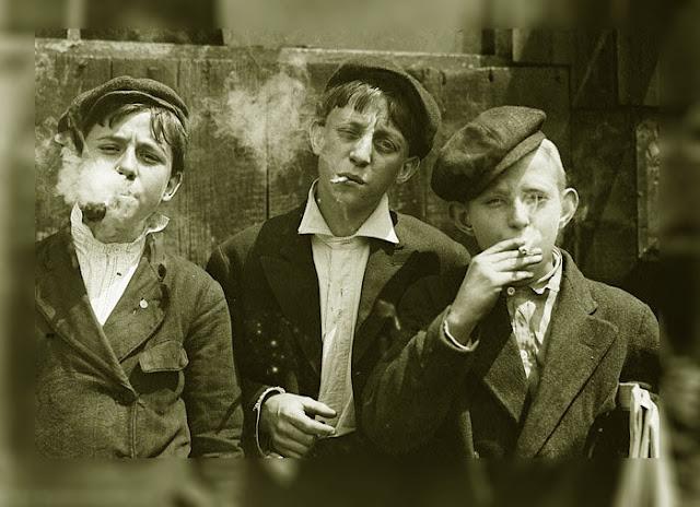 pekerja anak 1910