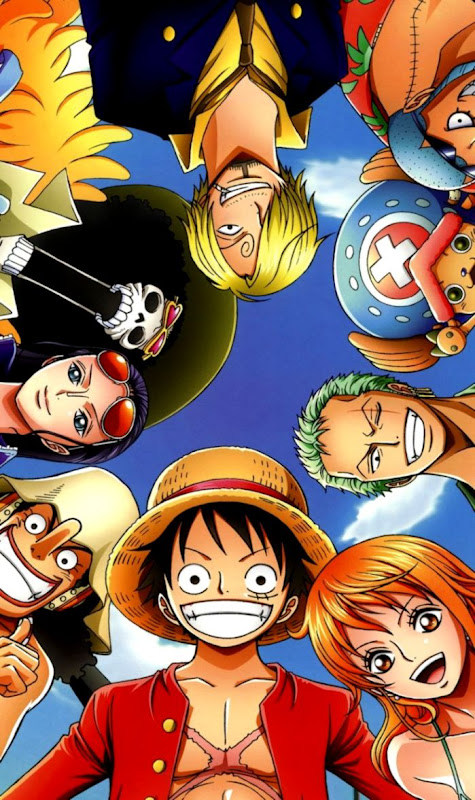 Wallpaper Pemandangan Wallpaper One Piece New World For Android