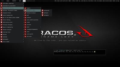 DracOS v2 Codename 'Leak'