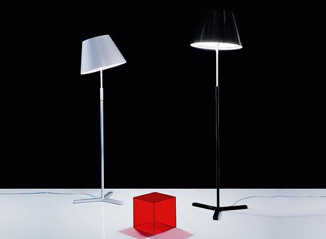 Lámparas de pie para salones o comedores | Lámparas de Diseño y ...