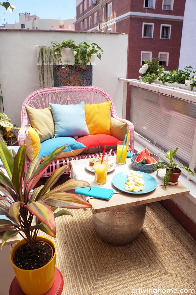 Los cómos y porqués de la decoración de mi terraza