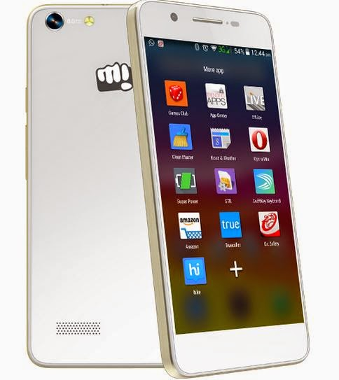 Micromax Canvas Hue AQ5000 || Mobile Phone Full