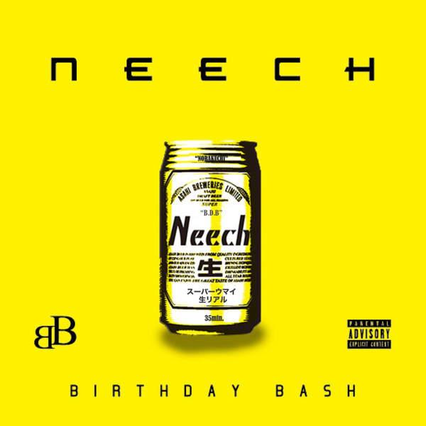 [Album] NEECH – BIRTHDAY BASH (2016.01.01/MP3/RAR)
