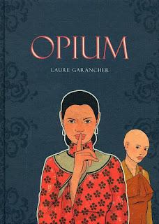 Opium de Laure Garancher aux éditions Fei