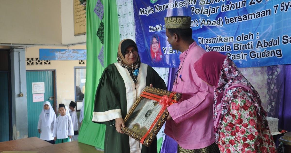 Soalan Sekolah Agama Johor Tahun 3 - T Sragen