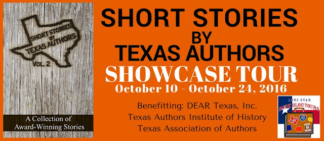 Showcase Blog Tour and Giveaway: Short Stories by Texas Authors, Volume 2 #LoneStarLit