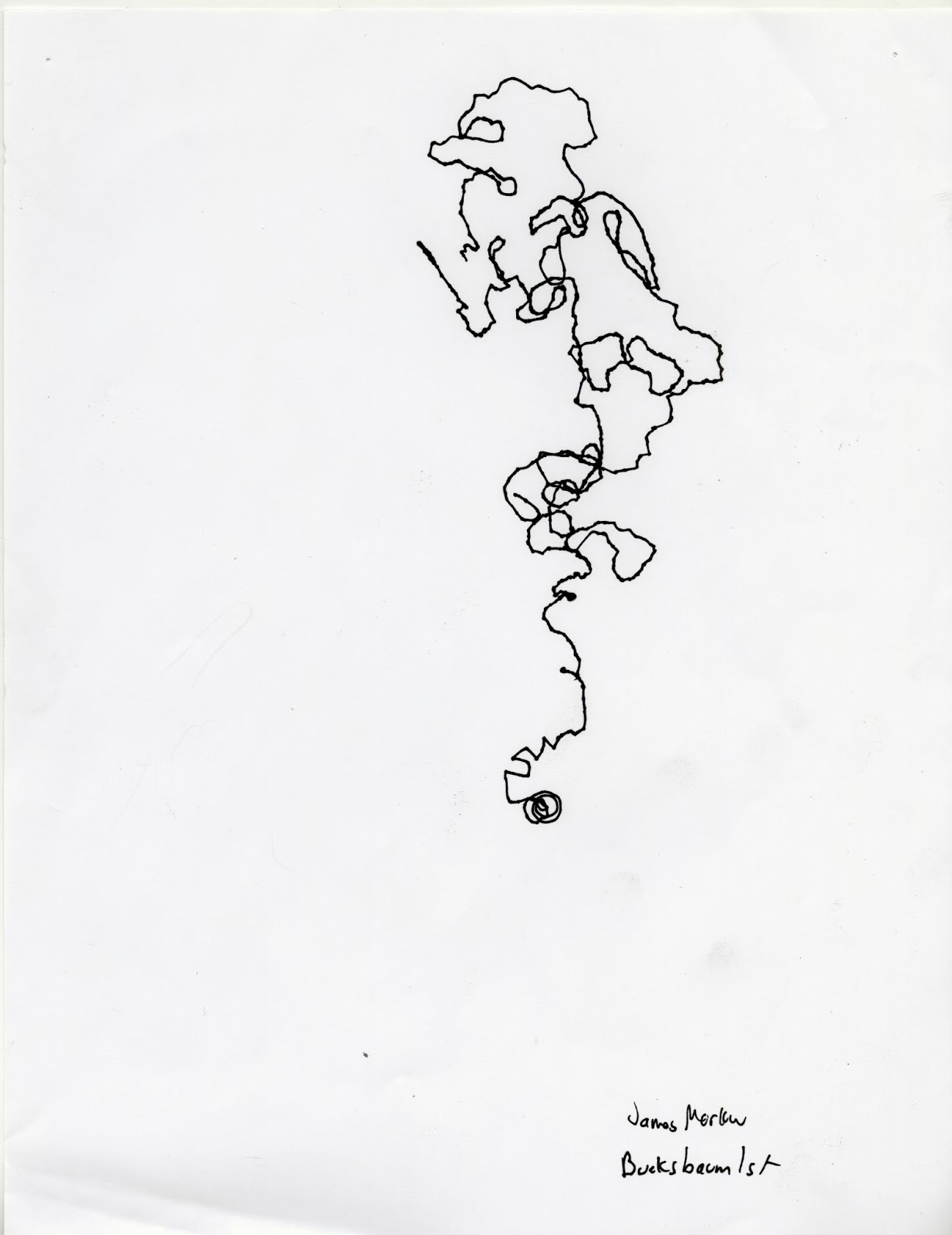 Introduction to the Studio: Map Drawing: Bucksbaum First