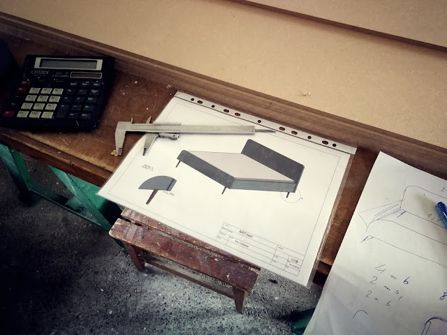 Łóżko tapicerowane - krok po kroku (DIY)