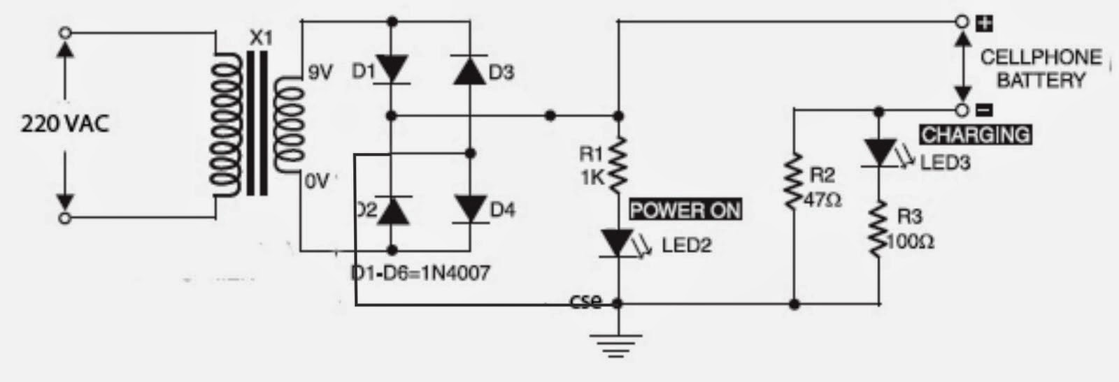 Mobile Phone Battery Schematic Diagram Circuit Diagram