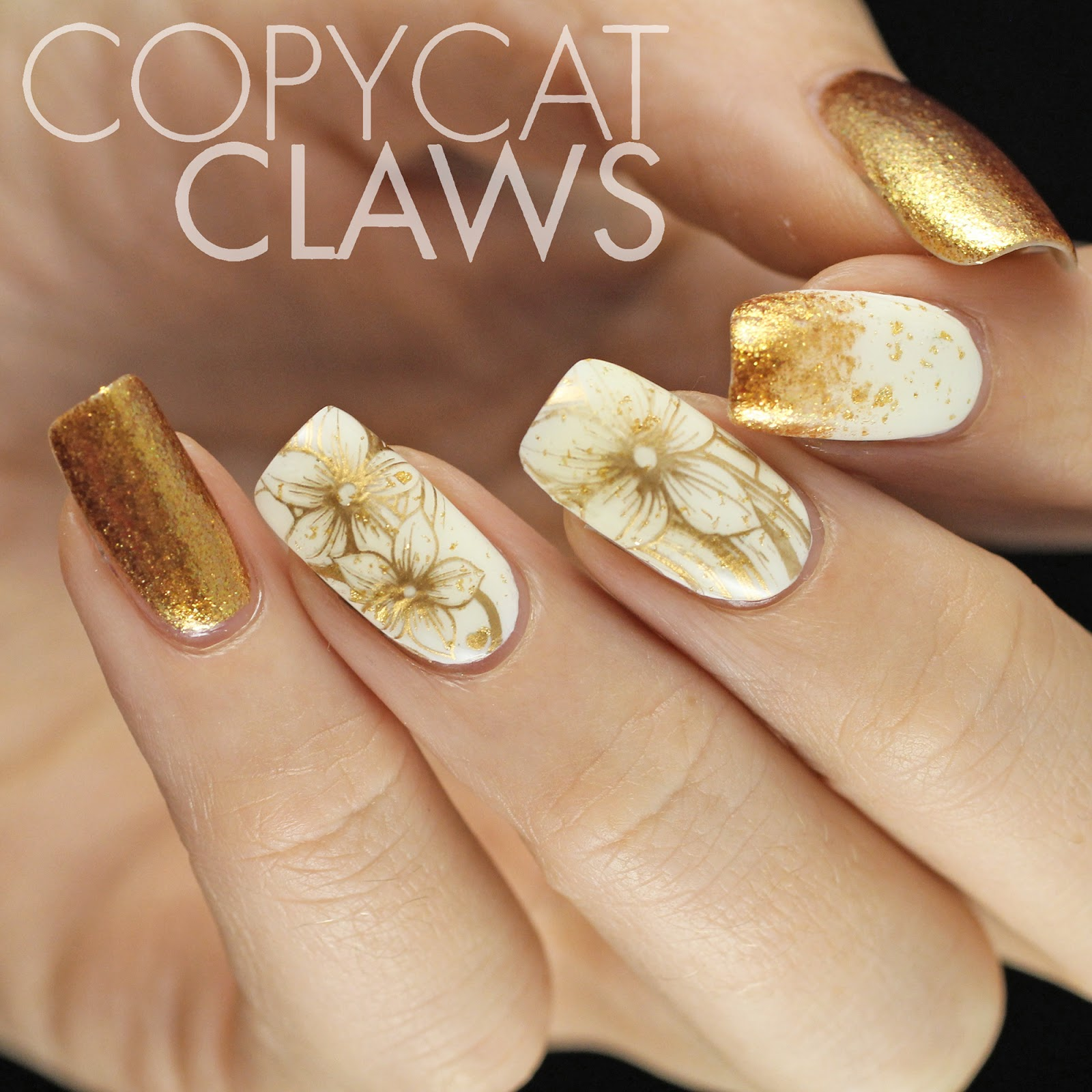 Copycat Claws Sunday Stamping